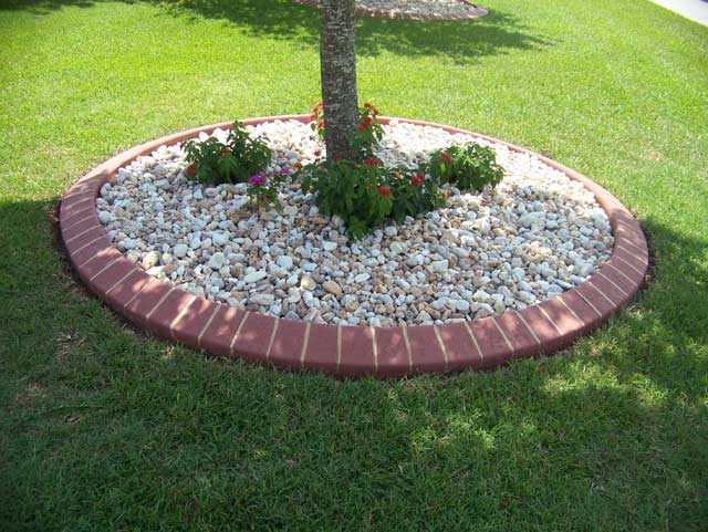 Landscaping Curbing Pictures : Southern landscape curbing and resurfacing